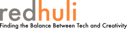 Red Huli logo and slogan
